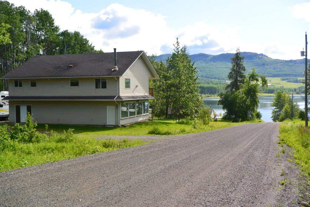 5124 SEAPLANE BASE ROAD, Smithers, BC, V0J 2X1